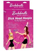 Bachelorette Party Favors Dick Head Hoopla Party Game
