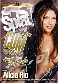 Splat On The Cum Canvas (classic Fac